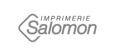 Logo imprimerie Salomon