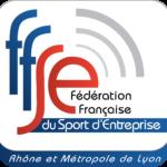 Logo Fédération Française du Sport en Entreprise Auvergne Rhône Alpes