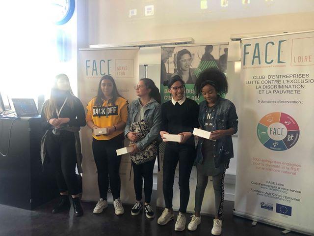 Défi Académique TEKNIK gagnantes